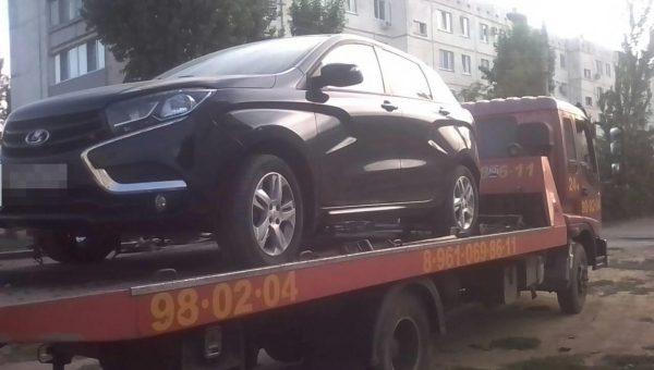 Эвакуатор Волгоград Центральный район Невская улица