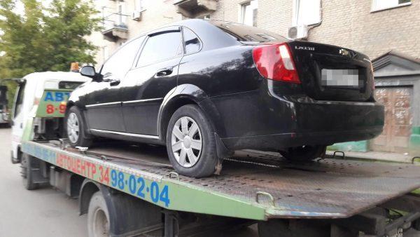 Эвакуатор Волгоград Дзержинский район Царицынская улица