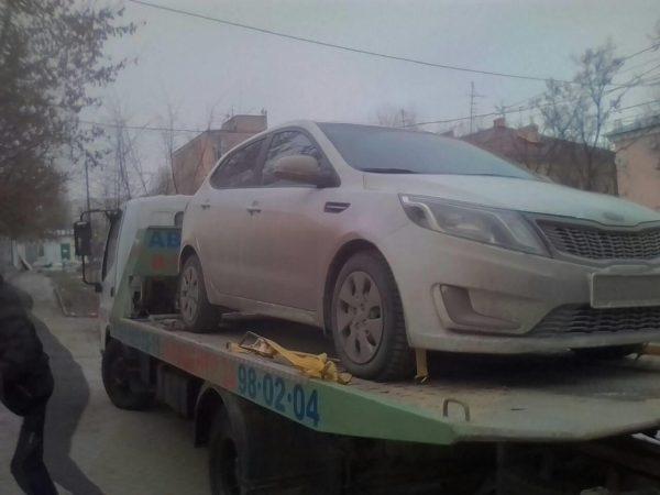 Эвакуатор Волгоград Дзержинский район улица Хорошева