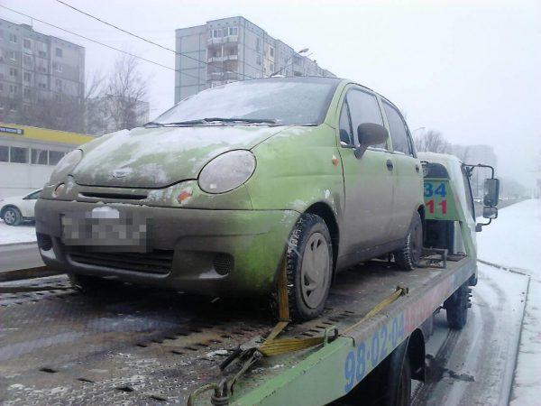 Эвакуатор Волгоград Тракторозаводской район улица Героев Тулы