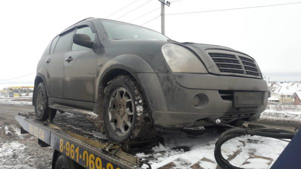 Эвакуатор Волгоградская область посёлок Кузьмичи